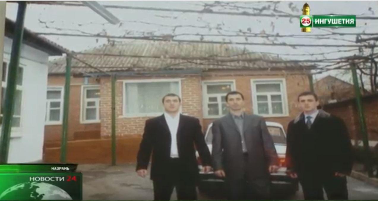 Отчизны верные сыны . Мустафа Хутиев.