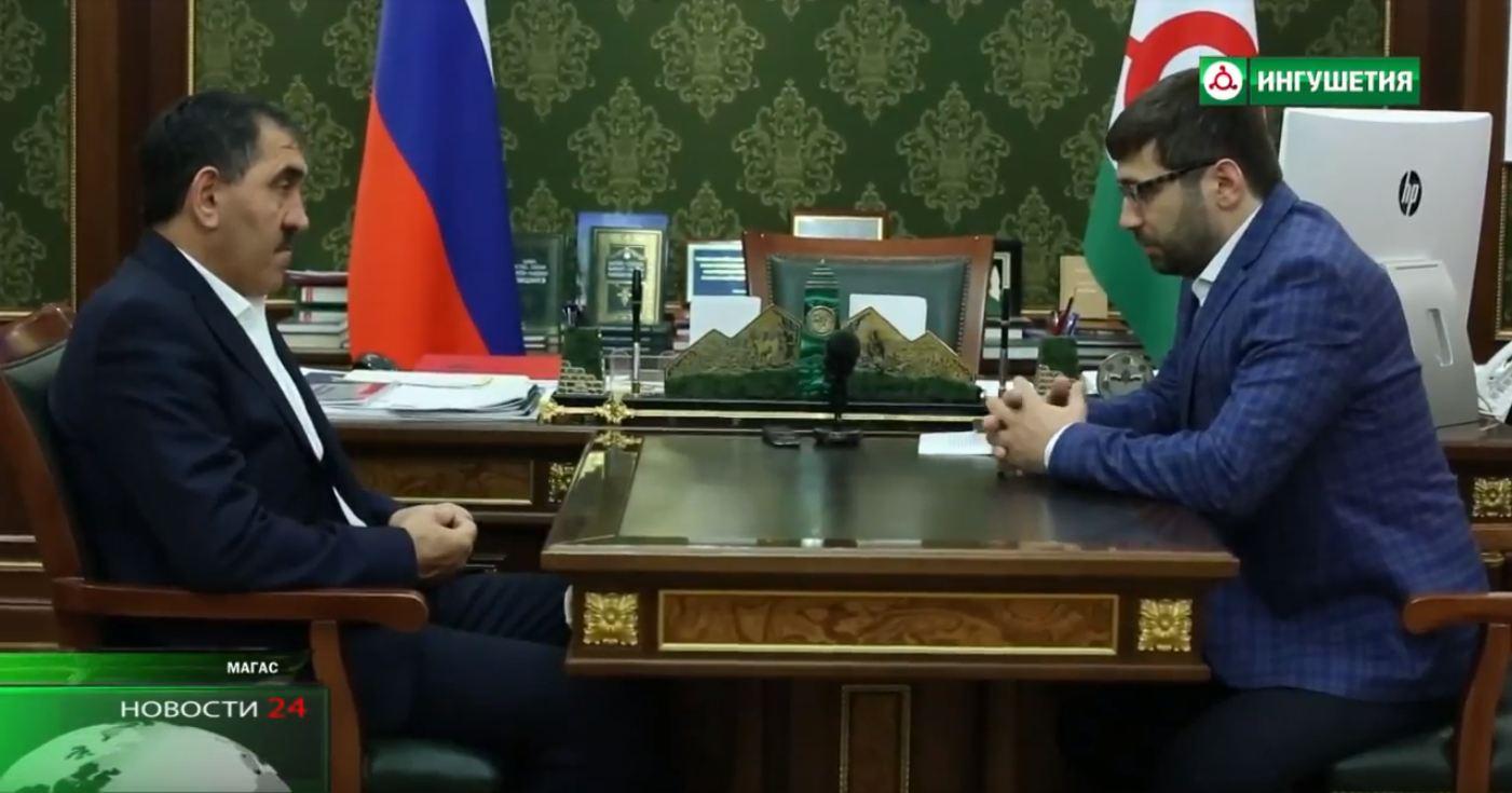 Работу постпредства в Ставропольском крае обсудили на совещании Главы республики.