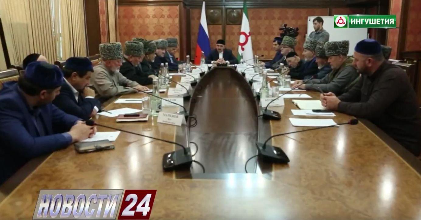 С начала года в Ингушетии урегулировали восемь конфликтов, связанных с кровной местью.