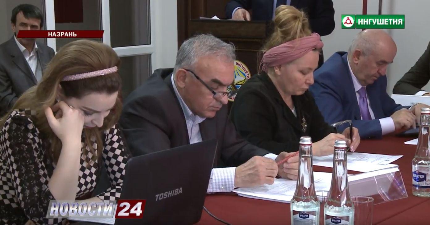 В Миннаце Ингушетии подвели итоги ведомства за 2017 год.