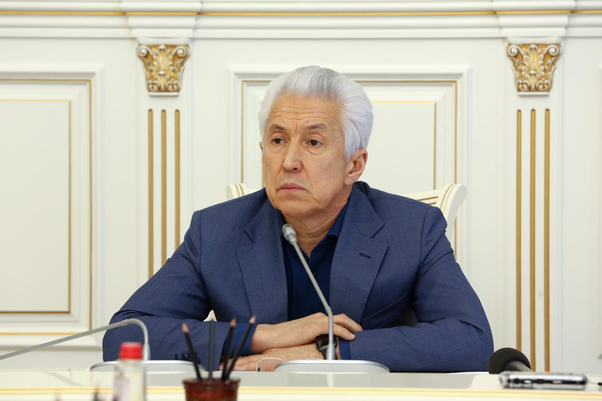"""Владимир Васильев : """"Нужно объединиться, чтобы выборы 18 марта должны пройти прозрачно и честно"""""""