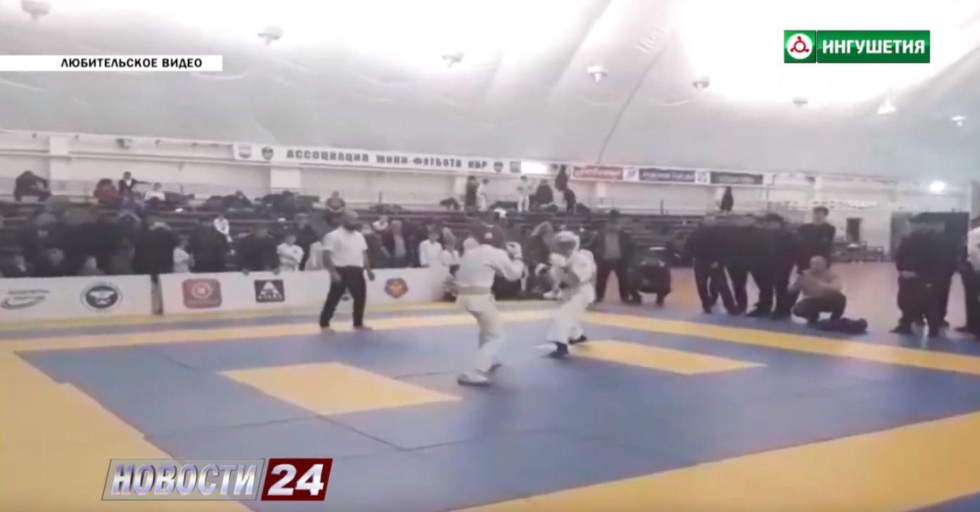 Призеры Межрегионального фестиваля боевых искусств.