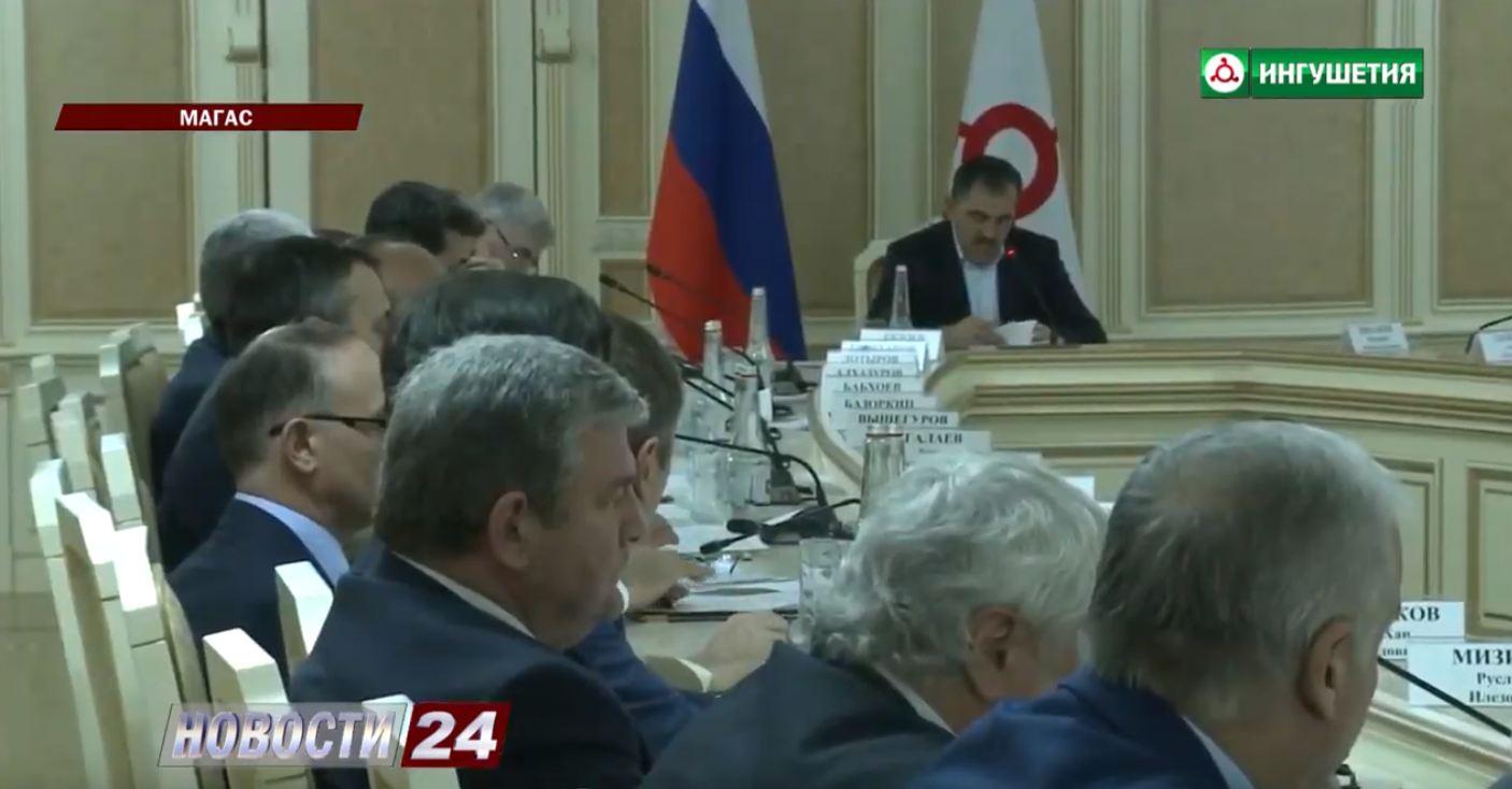 Итоги Всероссийского дня приема граждан подвели в Магасе.