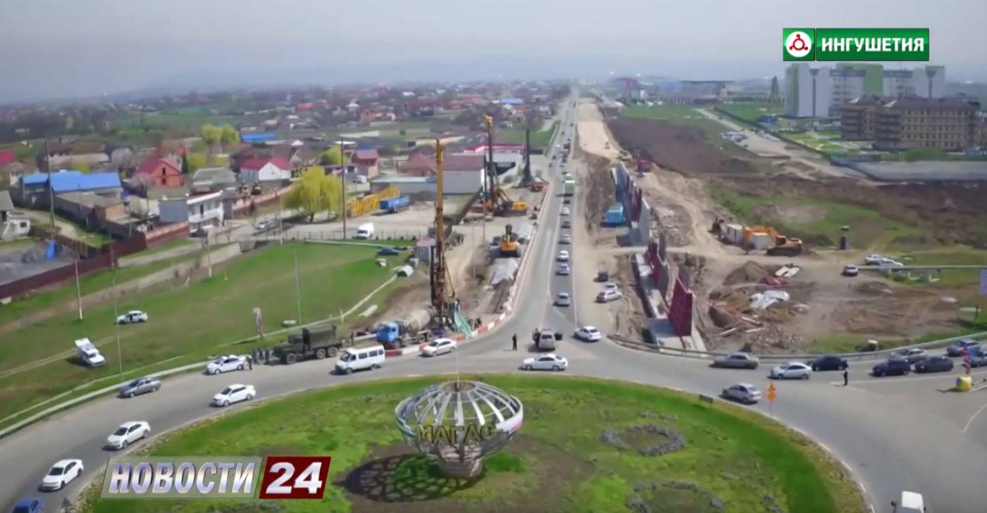 """Реконструкцию ФАД """"Кавказ"""" планируют завершить ранее."""