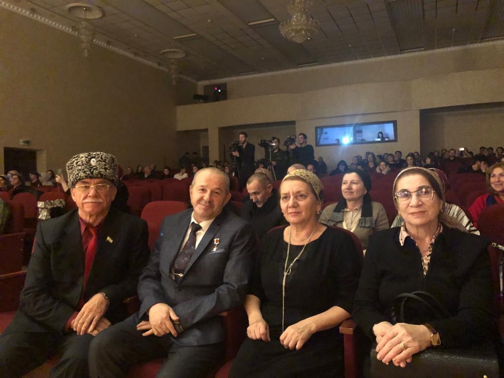 В Ингушетии чествовали Героев Отечества.