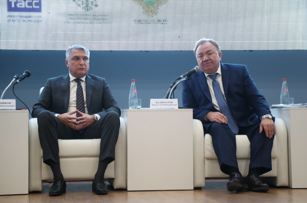 Глава Ингушетии Махмуд-Али Калиматов принял участие в работе VII Форума СМИ Северного Кавказа.