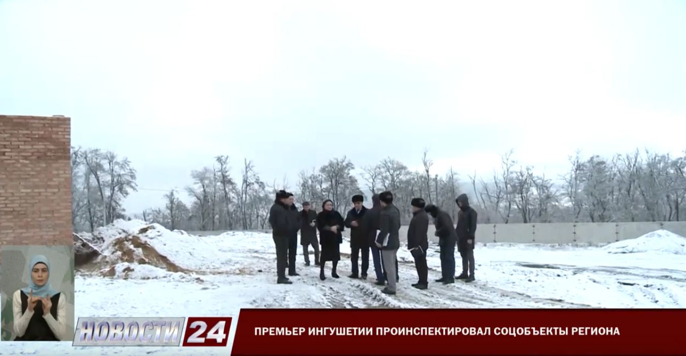 Константин Суриков проинспектировал социальные объекты региона.