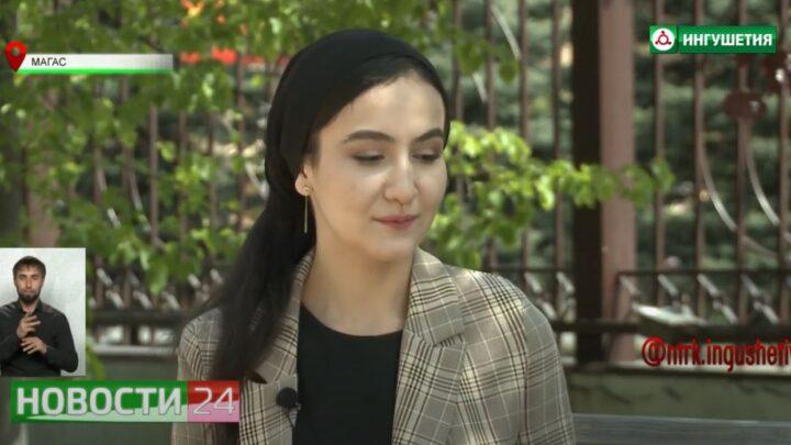 Хава Цечоева — серебряный призер международного конкурса арабского языка.
