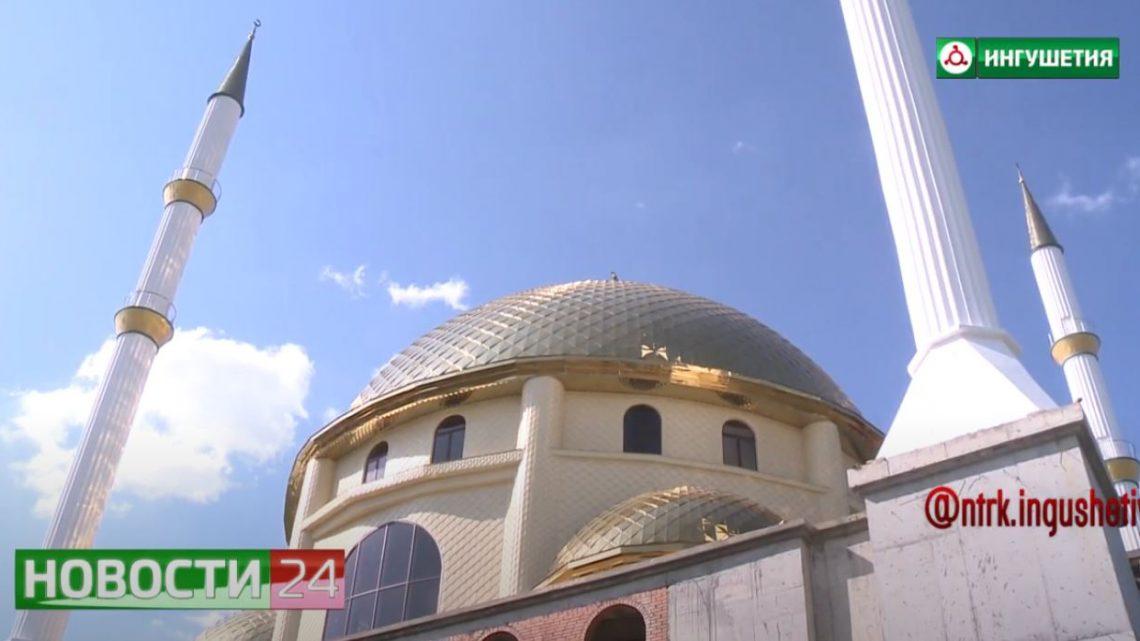 Мечеть на 3,5 тыс. мест возводят в селении Плиево.